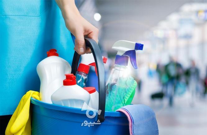 شرکت خدمات نظافتی هزاره تابان با فاکتور رسمی در گروه خرید و فروش خدمات و کسب و کار در گیلان در شیپور-عکس2