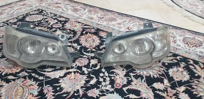 چراغ جلوی 132_111 موتور دار جفت در گروه خرید و فروش وسایل نقلیه در مازندران در شیپور-عکس3
