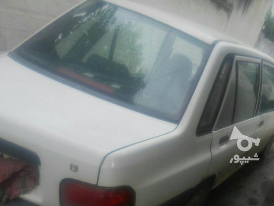 پراید 83سالم در گروه خرید و فروش وسایل نقلیه در مازندران در شیپور-عکس5