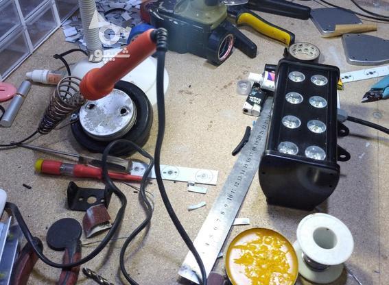 ساخت و تولید انواع چراغ کابین کمباین، تراکتور،پاترول افرودی در گروه خرید و فروش خدمات و کسب و کار در فارس در شیپور-عکس3
