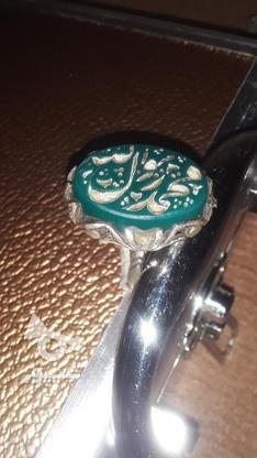 انگشترهای نقره فیروزه ،عقیق در گروه خرید و فروش لوازم شخصی در تهران در شیپور-عکس6