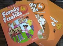 کتاب های family and friends4 در شیپور-عکس کوچک