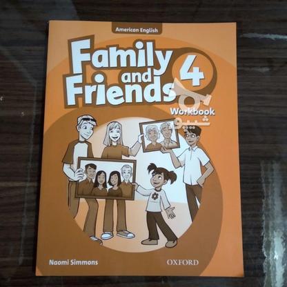 کتاب های family and friends4 در گروه خرید و فروش ورزش فرهنگ فراغت در کردستان در شیپور-عکس3