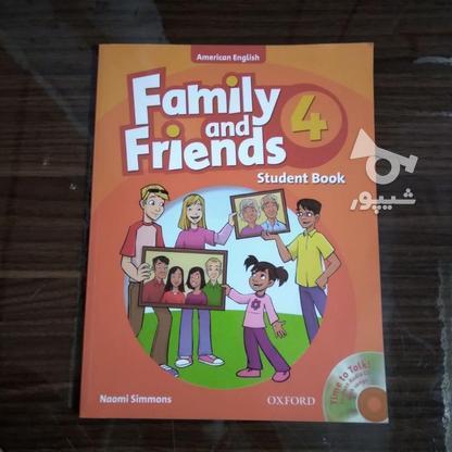 کتاب های family and friends4 در گروه خرید و فروش ورزش فرهنگ فراغت در کردستان در شیپور-عکس2