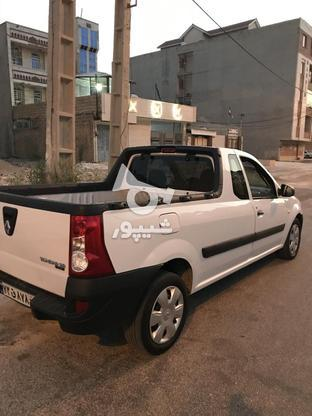 تندر 90 ال نود وانت در گروه خرید و فروش وسایل نقلیه در خوزستان در شیپور-عکس7
