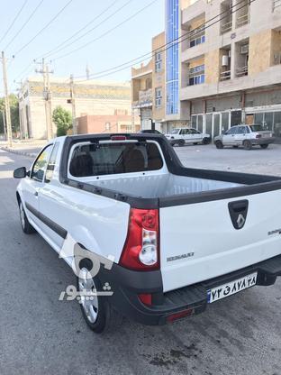 تندر 90 ال نود وانت در گروه خرید و فروش وسایل نقلیه در خوزستان در شیپور-عکس1