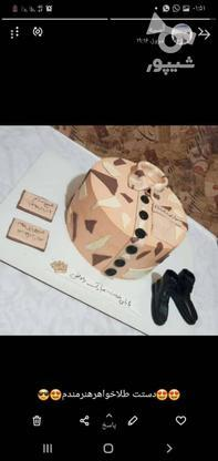 سفارش کیک پذیرفته میشود در گروه خرید و فروش خدمات و کسب و کار در خوزستان در شیپور-عکس5
