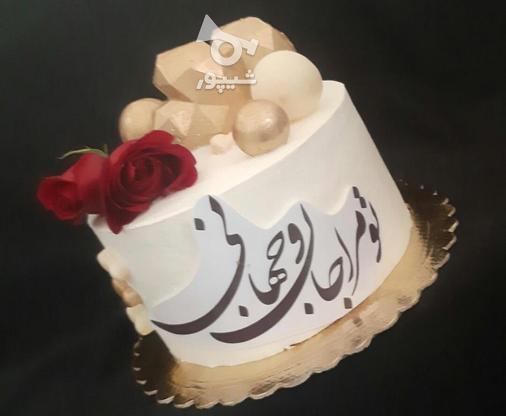 سفارش کیک پذیرفته میشود در گروه خرید و فروش خدمات و کسب و کار در خوزستان در شیپور-عکس7