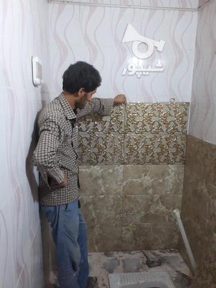 انجام خورده کاری سنگ کاشی سرامیک بنائ در گروه خرید و فروش خدمات و کسب و کار در تهران در شیپور-عکس5