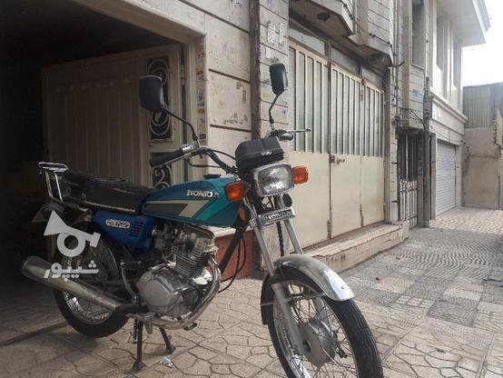 موتور سیکلت کویر 94 در گروه خرید و فروش وسایل نقلیه در تهران در شیپور-عکس2