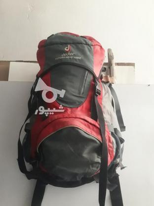 کوله پشتی کوهنوردی در گروه خرید و فروش ورزش فرهنگ فراغت در خراسان رضوی در شیپور-عکس1
