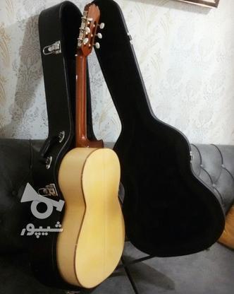 گیتار فلامنکو در گروه خرید و فروش ورزش فرهنگ فراغت در خوزستان در شیپور-عکس2