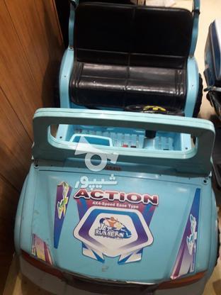 ماشین شارژی در حد نو در گروه خرید و فروش ورزش فرهنگ فراغت در خراسان رضوی در شیپور-عکس2