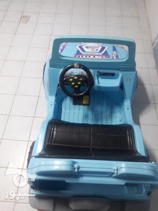 ماشین شارژی در حد نو در گروه خرید و فروش ورزش فرهنگ فراغت در خراسان رضوی در شیپور-عکس1