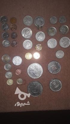 سکه های ایرانی و خارجی در گروه خرید و فروش ورزش فرهنگ فراغت در تهران در شیپور-عکس1