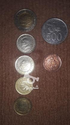 سکه های ایرانی و خارجی در گروه خرید و فروش ورزش فرهنگ فراغت در تهران در شیپور-عکس3