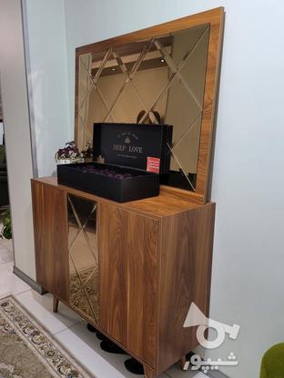 میز تلویزیون و کنسول ست(بسیار شیک) در گروه خرید و فروش لوازم خانگی در البرز در شیپور-عکس4