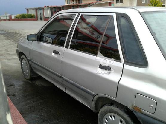 پرایدنقره ای تک گانه مدل85 در گروه خرید و فروش وسایل نقلیه در مازندران در شیپور-عکس3