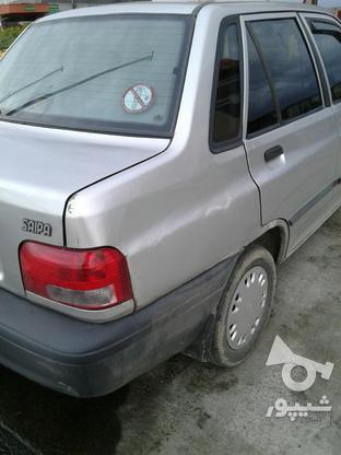 پرایدنقره ای تک گانه مدل85 در گروه خرید و فروش وسایل نقلیه در مازندران در شیپور-عکس2