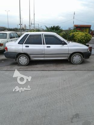 پرایدنقره ای تک گانه مدل85 در گروه خرید و فروش وسایل نقلیه در مازندران در شیپور-عکس6