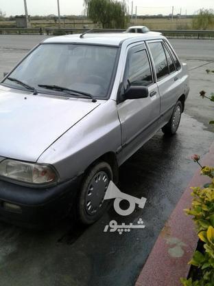 پرایدنقره ای تک گانه مدل85 در گروه خرید و فروش وسایل نقلیه در مازندران در شیپور-عکس5