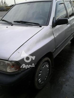 پرایدنقره ای تک گانه مدل85 در گروه خرید و فروش وسایل نقلیه در مازندران در شیپور-عکس7