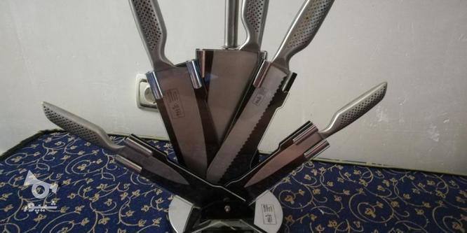سرویس چاقو اصل در گروه خرید و فروش لوازم خانگی در البرز در شیپور-عکس1