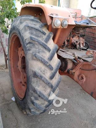 تراکتور رومانی مدل 68 در گروه خرید و فروش وسایل نقلیه در همدان در شیپور-عکس5