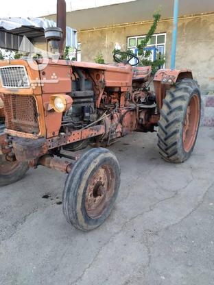تراکتور رومانی مدل 68 در گروه خرید و فروش وسایل نقلیه در همدان در شیپور-عکس2
