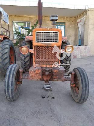 تراکتور رومانی مدل 68 در گروه خرید و فروش وسایل نقلیه در همدان در شیپور-عکس3