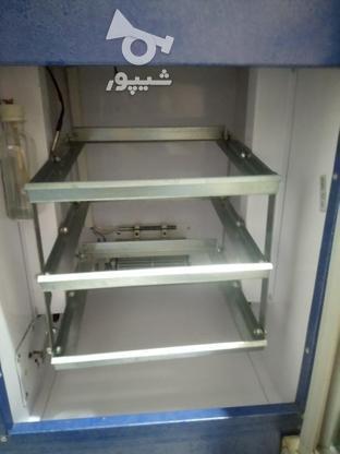 دستگاه جوجه کشی بلدرچین دماوند 126 تایی در گروه خرید و فروش صنعتی، اداری و تجاری در گلستان در شیپور-عکس3