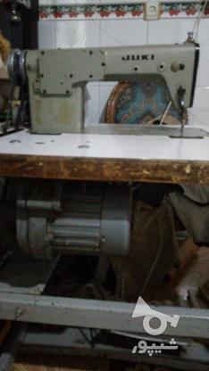 چرخ خیاطی جوکی در گروه خرید و فروش صنعتی، اداری و تجاری در خراسان رضوی در شیپور-عکس1
