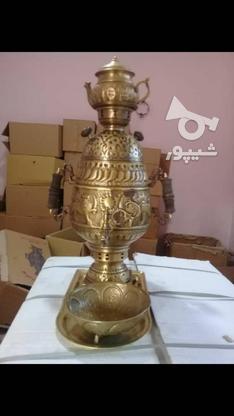 سرویس کامل چای خوری برنجی در گروه خرید و فروش لوازم خانگی در مازندران در شیپور-عکس1