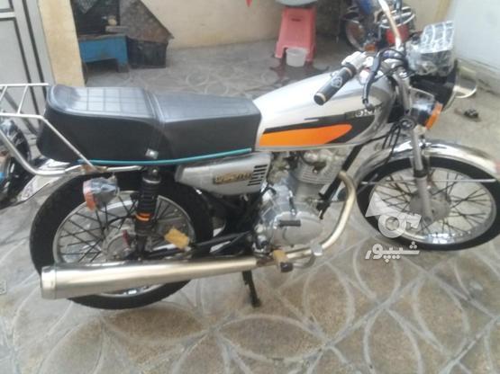 موتورسیکلت در گروه خرید و فروش وسایل نقلیه در لرستان در شیپور-عکس5