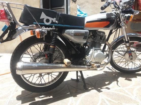 موتورسیکلت در گروه خرید و فروش وسایل نقلیه در لرستان در شیپور-عکس8