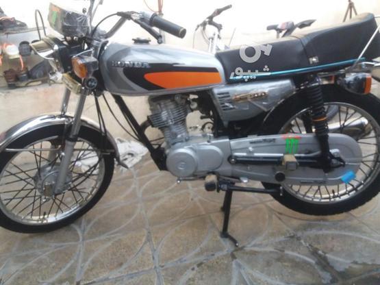 موتورسیکلت در گروه خرید و فروش وسایل نقلیه در لرستان در شیپور-عکس6