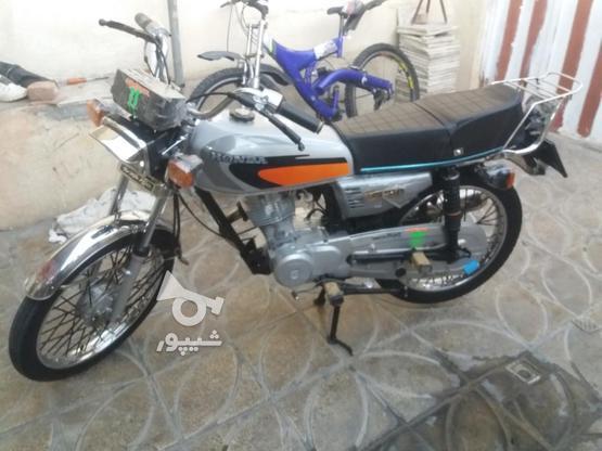 موتورسیکلت در گروه خرید و فروش وسایل نقلیه در لرستان در شیپور-عکس2