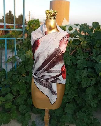 شال روسری نخی در گروه خرید و فروش لوازم شخصی در تهران در شیپور-عکس2