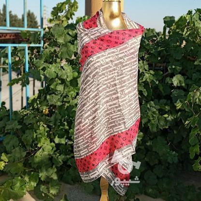 شال روسری نخی در گروه خرید و فروش لوازم شخصی در تهران در شیپور-عکس5