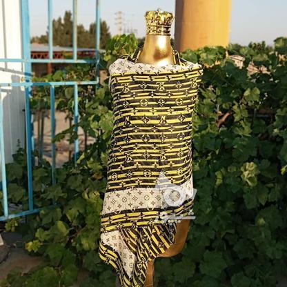 شال روسری نخی در گروه خرید و فروش لوازم شخصی در تهران در شیپور-عکس6