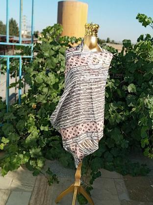 شال روسری نخی در گروه خرید و فروش لوازم شخصی در تهران در شیپور-عکس7