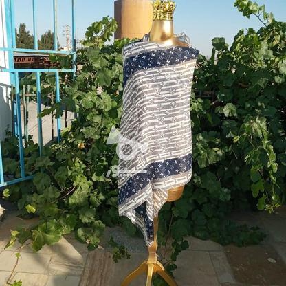 شال روسری نخی در گروه خرید و فروش لوازم شخصی در تهران در شیپور-عکس4