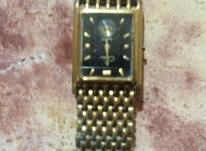 ساعت قدیمی مارک دار اصل طلایی رنگ مردانه در شیپور-عکس کوچک