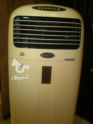 کولر آبی پرتابل ایستاده بخاری فن دار تصویه هوا در گروه خرید و فروش لوازم خانگی در تهران در شیپور-عکس2