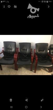 میز کنفرانس با8 صندلی ثابت در گروه خرید و فروش صنعتی، اداری و تجاری در تهران در شیپور-عکس2