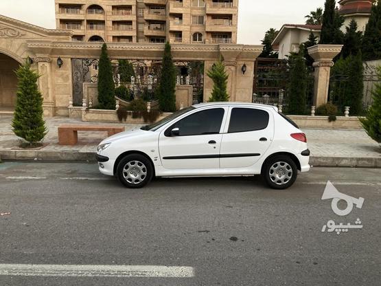 پژو206 تیپ پنج 96 در گروه خرید و فروش وسایل نقلیه در مازندران در شیپور-عکس2