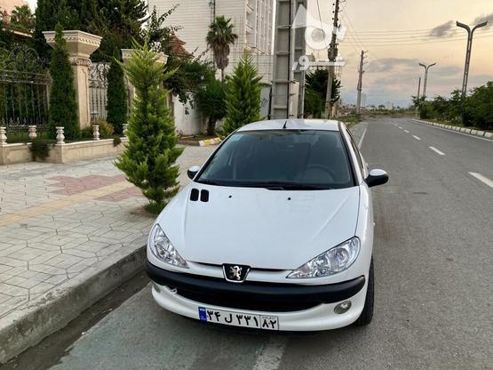 پژو206 تیپ پنج 96 در گروه خرید و فروش وسایل نقلیه در مازندران در شیپور-عکس3