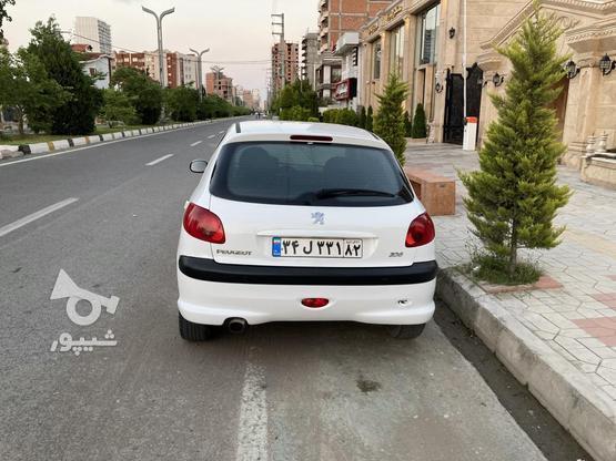 پژو206 تیپ پنج 96 در گروه خرید و فروش وسایل نقلیه در مازندران در شیپور-عکس4