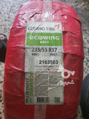 یک حلقه لاستیک سوناتا. صفر و آکبند در گروه خرید و فروش وسایل نقلیه در مازندران در شیپور-عکس1
