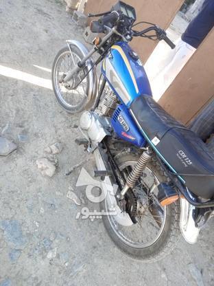 موتورسیکلت در حد در گروه خرید و فروش وسایل نقلیه در آذربایجان غربی در شیپور-عکس1
